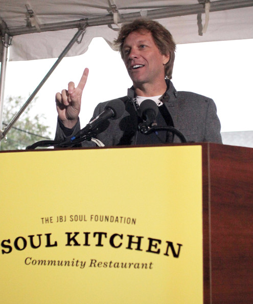 jon bon jovis soul kitchen opening celebration - Jon Bon Jovi Soul Kitchen