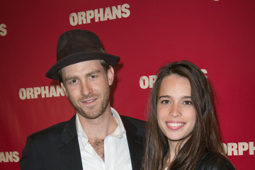 Jon Foster Celebs at the Opening Night of 'Orphans'