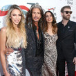 Jon Foster Steven Tyler And Live Nation Presents Inaugural Janie's FundGala & GRAMMY Viewing Party