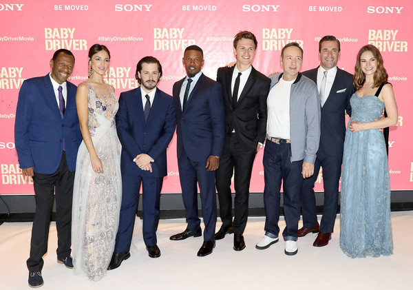 European Premiere of Sony Pictures 'Baby Driver'