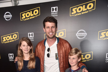 Jon Heder Stars And Filmmakers Attend The World Premiere Of 'Solo: A Star Wars Story' In Hollywood