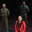 Jon Jon Briones 'Miss Saigon' Broadway Opening Night - Arrivals & Curtain Call