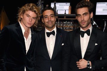 Jon Kortajarena 25th Annual Elton John AIDS Foundation's Oscar Viewing Party - Inside