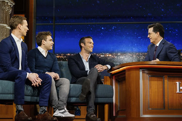 "Jon Lovett CBS's ""The Late Show with Stephen Colbert"" - Season Two"