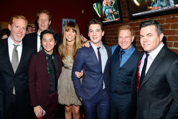 """Jon Lucas Miles Teller Premiere Of Relativity Media's """"21 and Over"""" - After Party"""