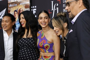 """Jon M. Chu 2021 Los Angeles Latino International Film Festival - Special Preview Screening Of """"In The Heights"""" - Arrivals"""