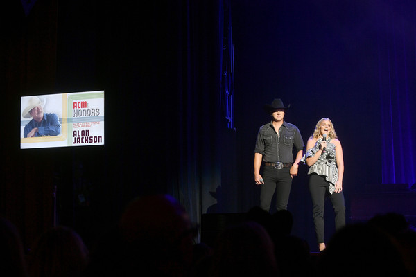12th Annual ACM Honors - Show [performance,event,youth,stage,design,fun,performing arts,technology,night,convention,nashville,tennessee,ryman auditorium,acm honors - show,acm honors,jon pardi,lauren alaina]