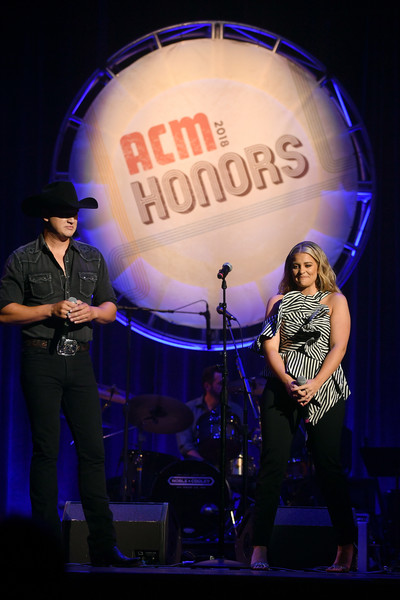 12th Annual ACM Honors - Show [performance,entertainment,stage,performing arts,music artist,event,musician,concert,music,public event,nashville,tennessee,ryman auditorium,acm honors - show,acm honors,jon pardi,lauren alaina]
