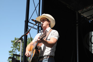 Jon Pardi Daytime Village at the 2017 iHeartCountry Festival, a Music Experience by AT&T - Show