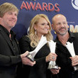Jon Randall 53rd Academy Of Country Music Awards  - Press Room
