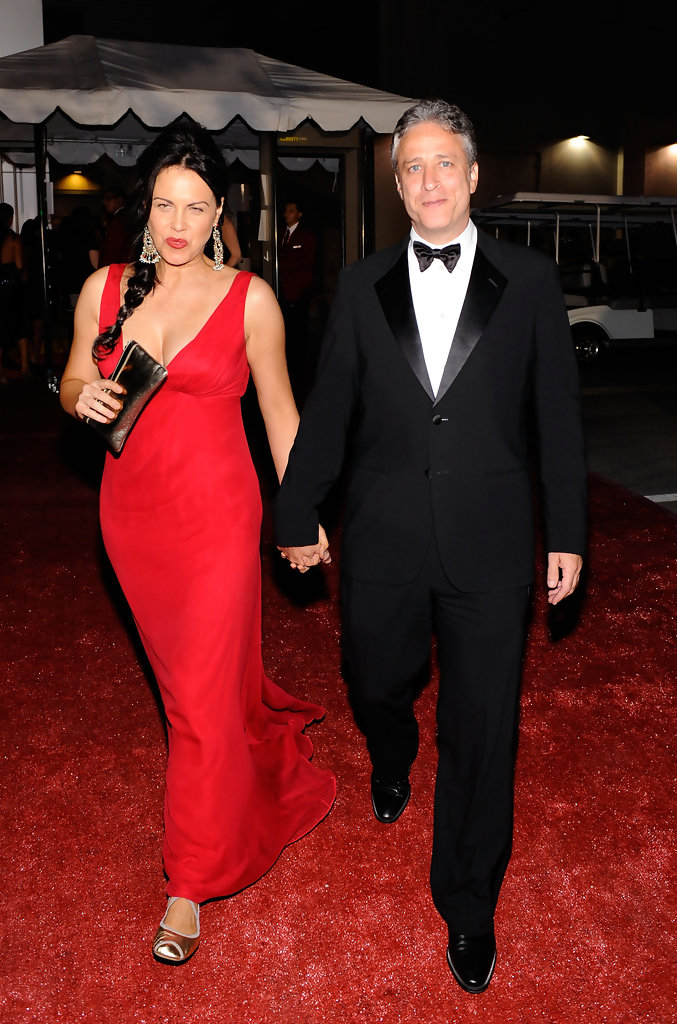 jon stewart married tr...