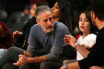 Jon Stewart Verizon Slam Dunk Contest 2016