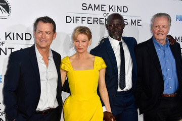 Jon Voight Premiere of Paramount Pictures and Pure Flix Entertainment's 'Same Kind of Different As Me' - Arrivals