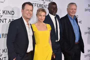 Jon Voight Premiere Of 'Same Kind Of Different As Me' - Red Carpet