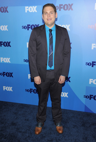 Jonah Hill attends the 2011 Fox Upfront at Wollman Rink - Central Park on May 16, 2011 in New York City.