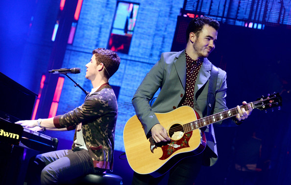 Jonas Brothers Perform At The Pantages Theatre