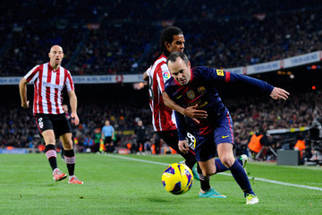 Jonas Ramalho FC Barcelona v Athletic Club - La Liga