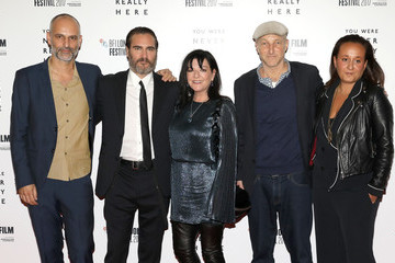 Jonathan Ames 'You Were Never Really Here' UK Premiere - 61st BFI London Film Festival