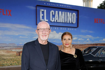 Jonathan Banks Gennera Banks Netflix Hosts The World Premiere For 'El Camino: A Breaking Bad Movie' In L.A.
