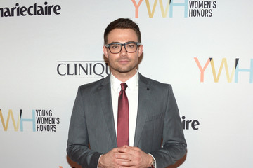 Jonathan Bennett 1st Annual Marie Claire Young Women's Honors - Arrivals