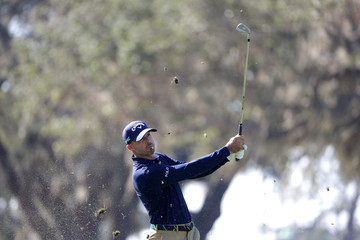 Jonathan Byrd The RSM Classic - Round One