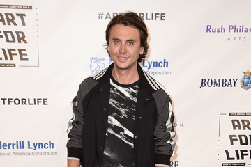 Jonathan Cheban Rush Philanthropic Arts Foundation's 2016 ART FOR LIFE Benefit - Arrivals and Cocktails