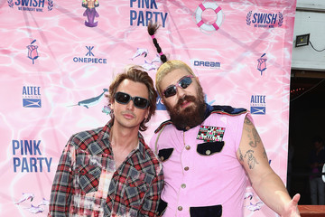 Jonathan Cheban The PINK PARTY Presented by Swish