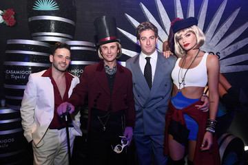 Jonathan Cheban Casamigos Halloween Party At CATCH Las Vegas At ARIA Resort & Casino