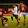 Jonathan Forte Crawley Town v Swansea City - Capital One Cup Third Round