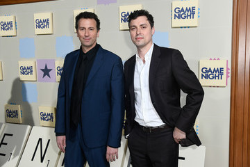Jonathan Goldstein Premiere of New Line Cinema and Warner Bros. Pictures' 'Game Night' - Arrivals