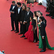 """Jonathan King """"Stillwater"""" Red Carpet - The 74th Annual Cannes Film Festival"""