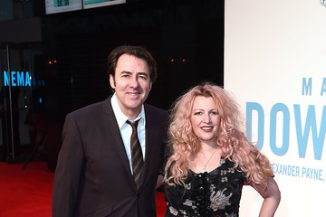 Jonathan Ross 'Downsizing' London Film Festival Premiere