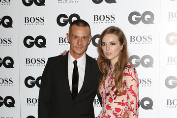Jonathan Saunders Arrivals at the GQ Men of the Year Awards — Part 4