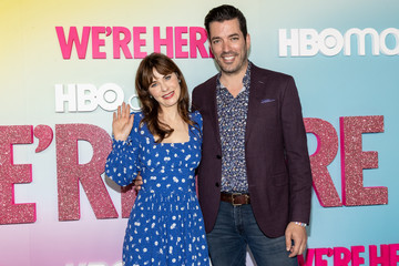 """Jonathan Scott Los Angeles Premiere Of Season 2 Of HBO's Unscripted Series """"WE'RE HERE"""""""