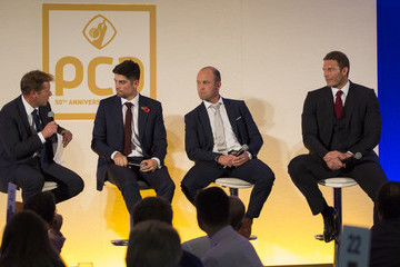 Jonathan Trott PCA Ashes Farewell Lunch