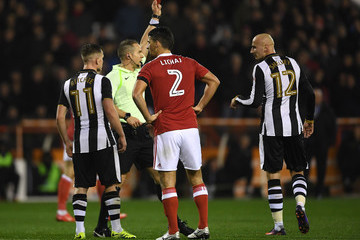 Jonjo Shelvey Nottingham Forest v Newcastle United - Sky Bet Championship