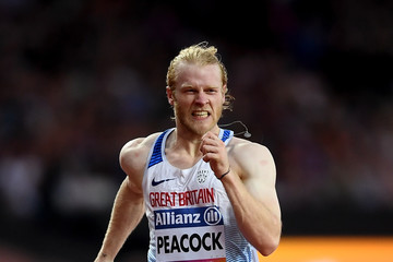 Jonnie Peacock IPC World ParaAthletics Championships 2017 London - Day Three
