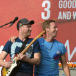 Jonny Buckland 2015 Global Citizen Festival in Central Park to End Extreme Poverty By 2030 - Show