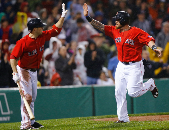 Cleveland Indians v Boston Red Sox []