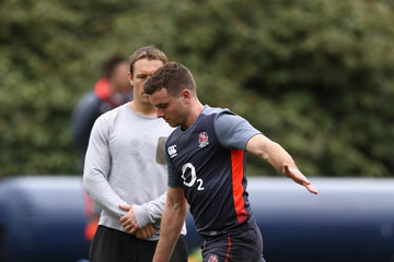 Jonny Wilkinson England Training Session