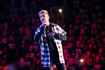 Jordan Fisher Russell Wilson, Pete Carroll, Doug Baldwin, Lily Collins, Allen Stone, Grace VanderWaal And More Come Together At WE Day Seattle To Celebrate Young People Changing the World