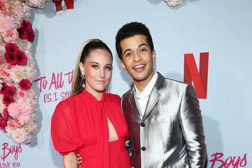 """Jordan Fisher Premiere Of Netflix's """"To All The Boys: P.S. I Still Love You"""" - Red Carpet"""