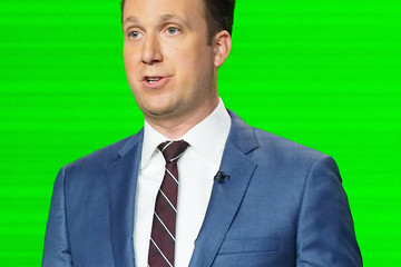Jordan Klepper Comedy Central's 'The Daily Show with Trevor Noah' - Taping in Philly Night 1