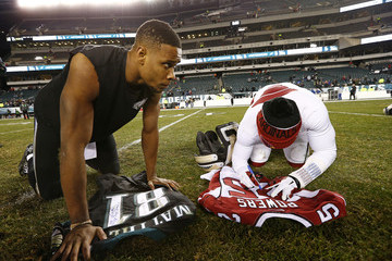 Jordan Matthews Arizona Cardinals v Philadelphia Eagles