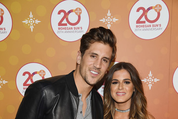Jordan Rodgers Mohegan Sun's 20th Anniversary Ballroom Red Carpet After Party