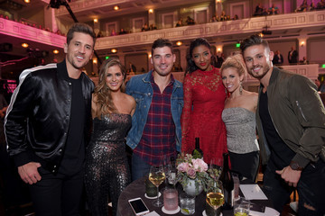 Jordan Rodgers Jessica Mack 2018 CMT Artists Of The Year - Inside