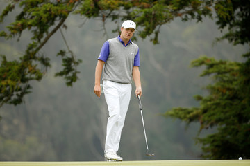 Jordan Spieth World Golf Championships-Cadillac Match Play - Round Three