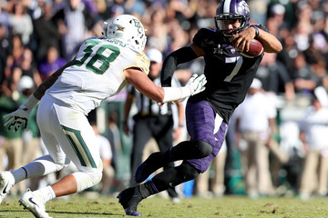 Jordan Williams Baylor v TCU