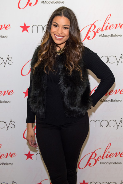 Macy's Presents 108th Great Tree Lighting with Jordin Sparks and Unveils Annual Holiday Windows