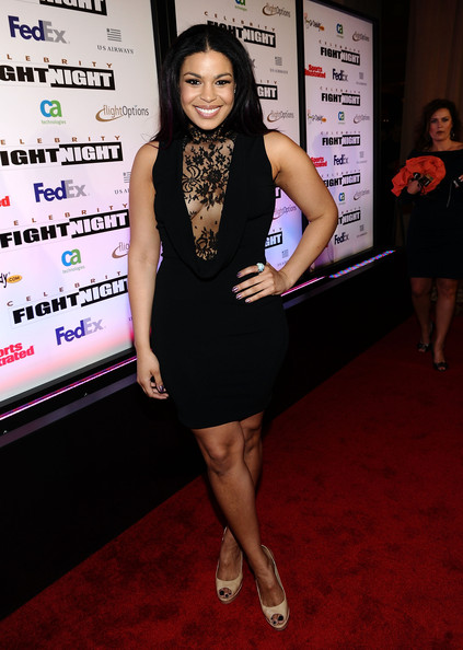 Jordin Sparks Singer Jordin Sparks arrives at Muhammad Ali's Celebrity Fight Night XVII at JW Marriot Desert Ridge Resort & Spa on March 19, 2011 in Phoenix, Arizona.